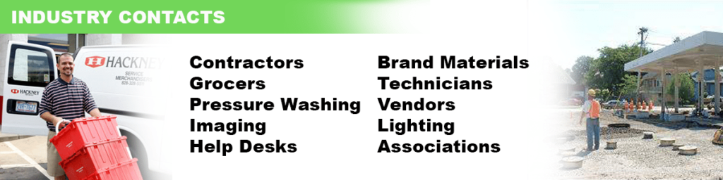 Industry Contacts