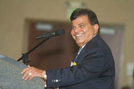 Mike Shah, Dinner Chair, and Committee Raise $210,000 for Brevard County Boy Scouts
