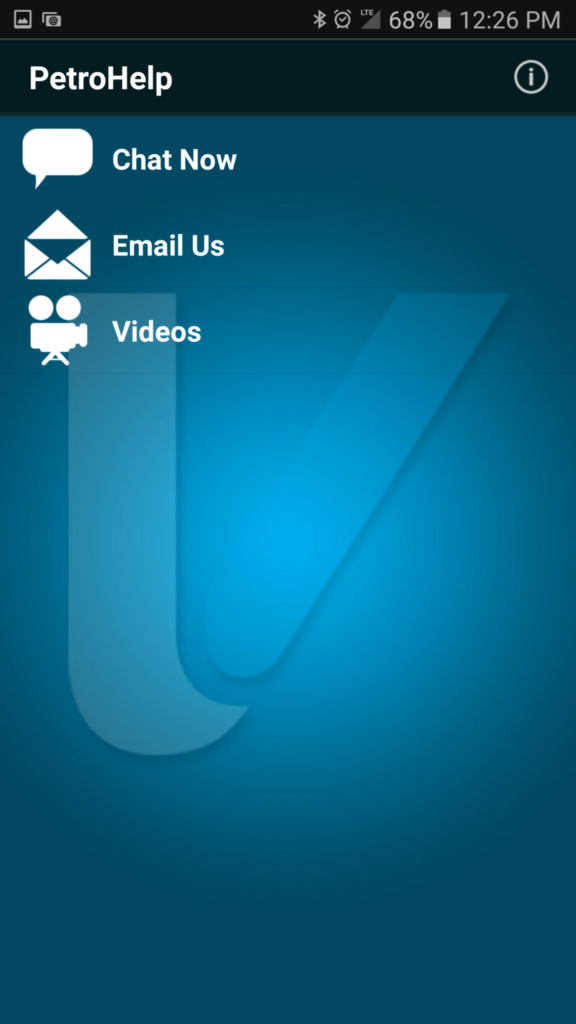 Downloading Verifone App2