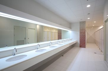Put sparkle in your restrooms to impress customers, especially women
