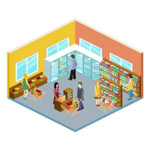 10 Fresh Design Ideas For Your Convenience Store