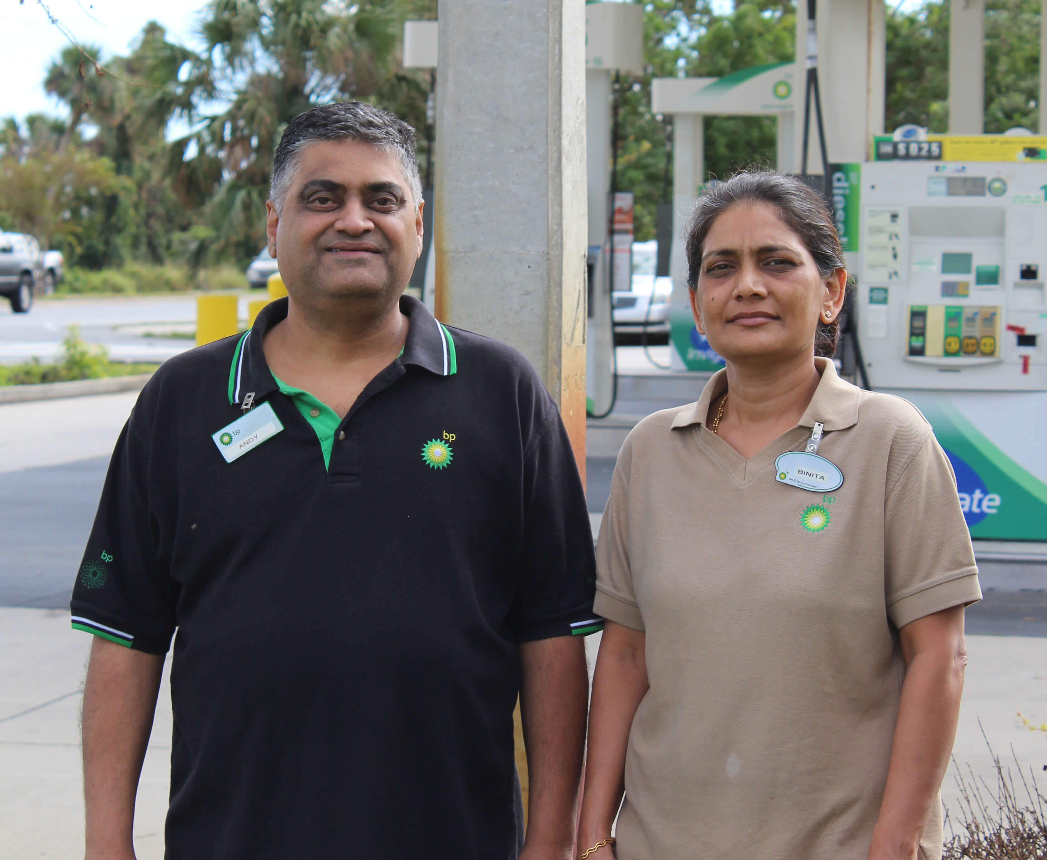 Making Gas Stations Great Again – Titusville BP Station Commended for their Exceptional Service During Hurricane Irma